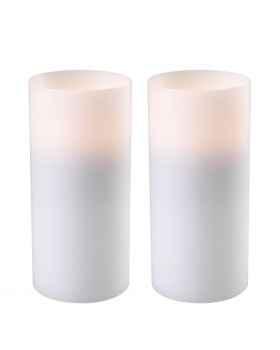 Подсвечник Artificial Candle deep set of 2