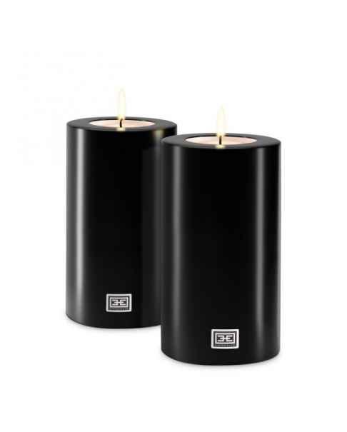 Подсвечник Artificial Candle ø 10 x H. 21 cm set of 2