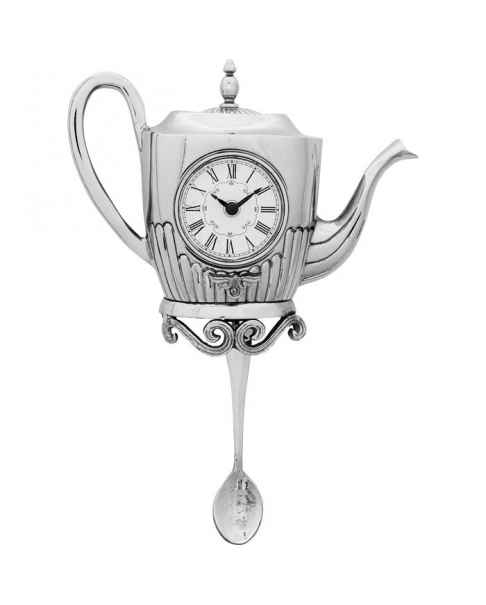 Настенные часы Tea Pot