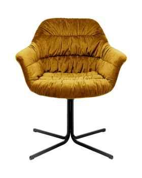 Вращающееся кресло Colmar Yellow