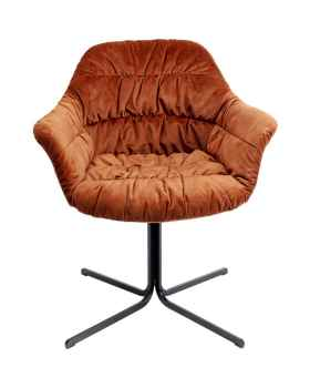 Вращающееся кресло Colmar Red