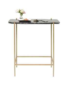 Консольный столик Piedra Black 60x30cm
