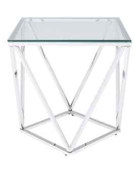 Приставной столик Cristallo 50x50cm