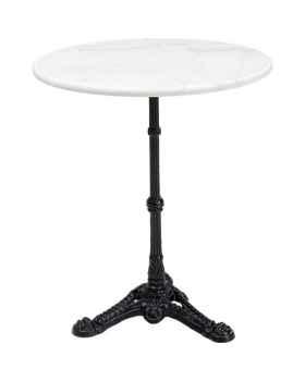 Барный столик Kaffeehaus Round White Ø60cm