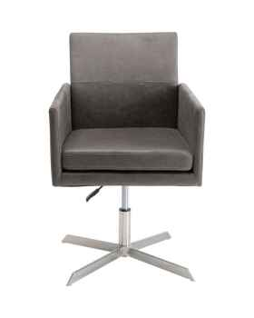 Вращающееся кресло New York Grey
