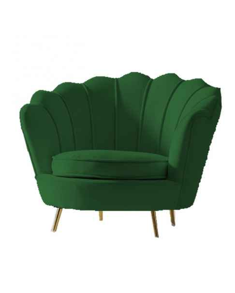 Кресло Water Lily Dark Green