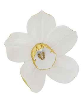 Настенный декор Orchid White 44cm