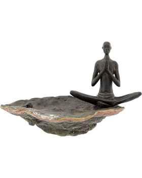 Настенный декор Meditation Sitting Man