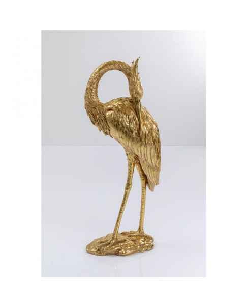 Деко фигура Crane Gold
