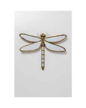Настенный декор Dragonfly Mirror 71cm