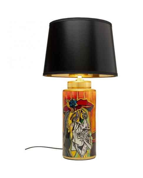 Настольная лампа Graffiti