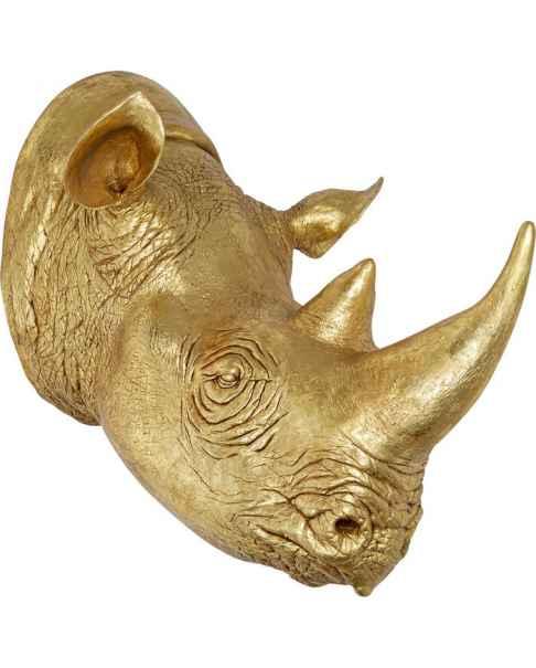 Настенный декор Rhino Gold 107cm
