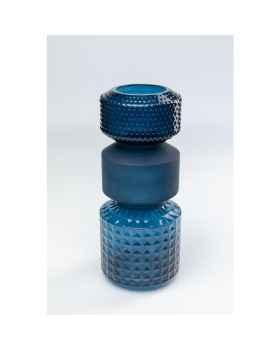 Подсвечник Marvelous Duo Blue 42cm