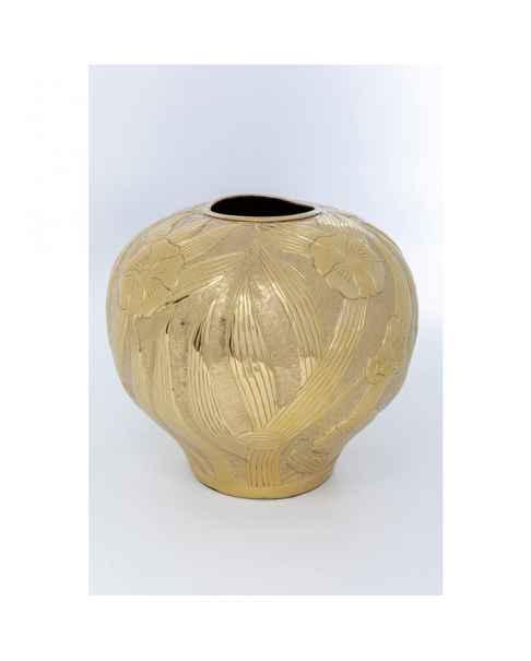Ваза Victoria Belly Gold 34cm