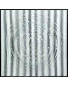 Настенный декор Art Circle 100x100cm