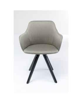 Вращающееся кресло Lady Loco Green