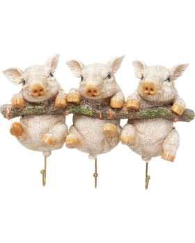 Вешалка для одежды Three Mini Pigs