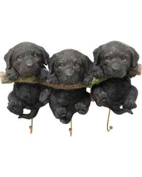 Вешалка для одежды Three Mini Dogs