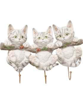 Вешалка для одежды Three Mini Cats