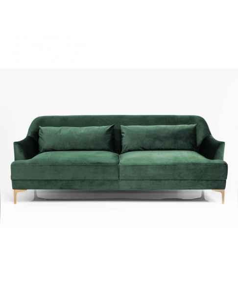 Диван Proud 3-Seater Green