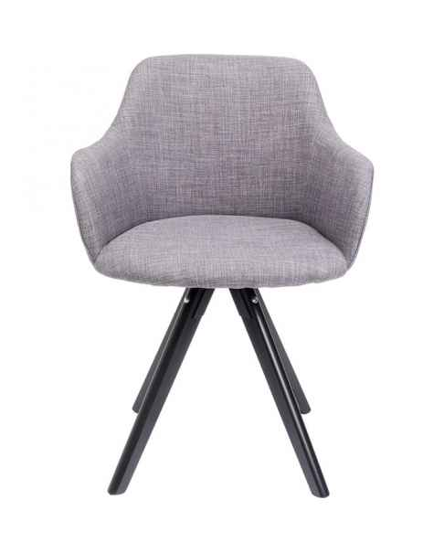 Вращающееся кресло Lady Loco Grey