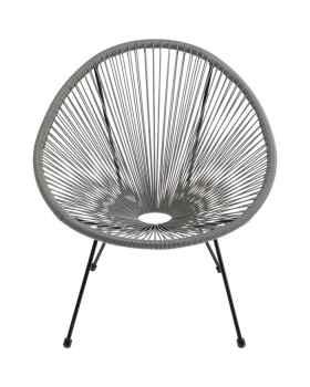 Кресло Acapulco Grey