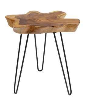 Приставной столик Aspen Nature 50x50