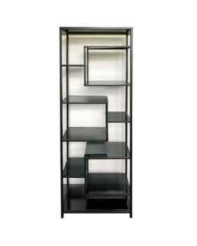 Стеллаж Loft Black 195x60