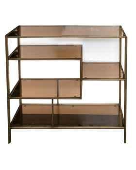Стеллаж Loft Gold 100x115