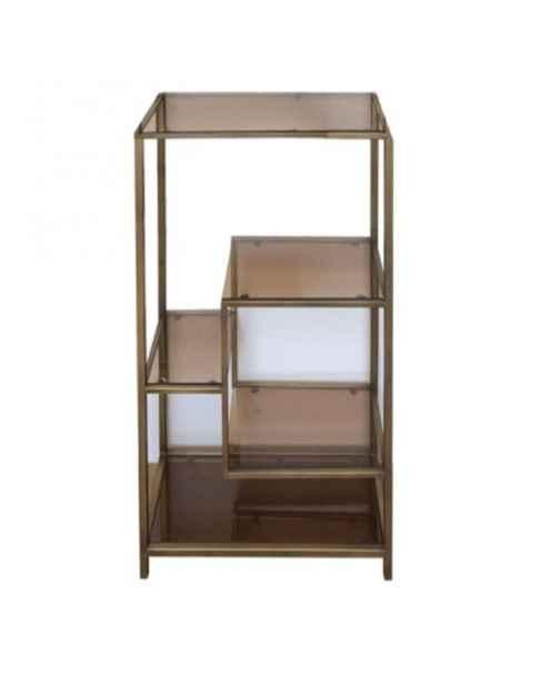 Стеллаж Loft Gold 100x60