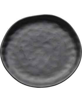 Блюдо Organic Black Ø26cm