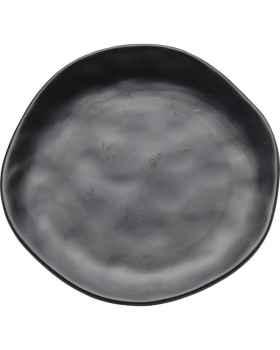 Блюдо Organic Black Ø20cm