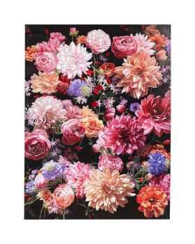 Картина маслом Flower Bouquet 120x90