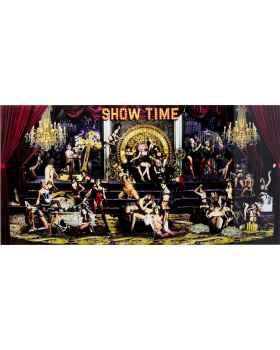 Картина на стекле Showtime 180x90