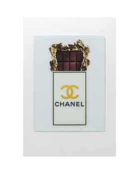 Картина на стекле Chocolate 80x60
