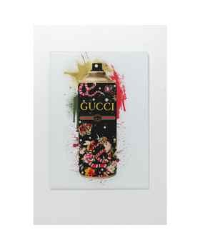 Картина на стекле Explosion Colour Spray 60x80