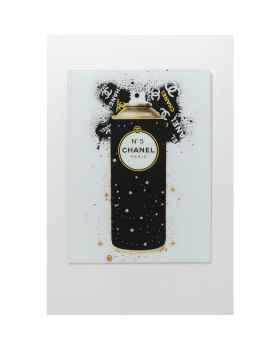 Картина на стекле Coco Gold Spray 60x80