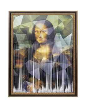 Картина в раме Mademoiselle Lisa 163x130