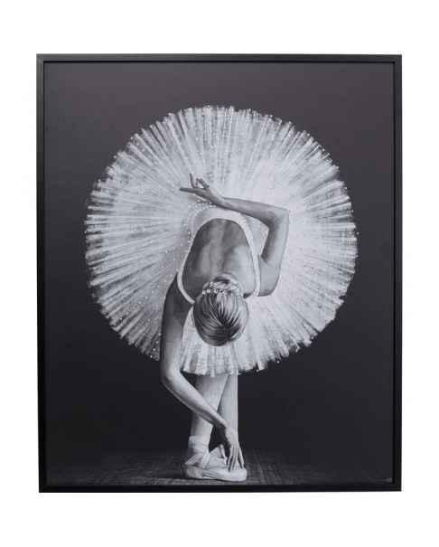 Картина в раме Passion of Ballet 120x100