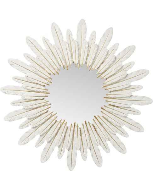Настенное зеркало Feathers Ø58