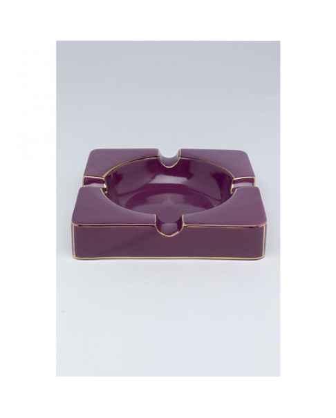 Пепельница Symmetric Violet