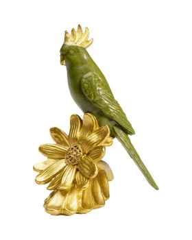 Статуэтка Flower Parrot