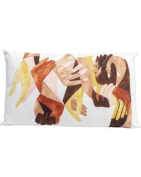 Подушка Artistic Hands 50x30cm