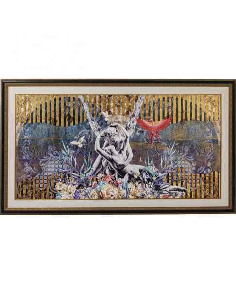 Картина в раме Lovers 260x150cm