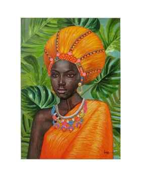 Картина African Beauty 70x100cm