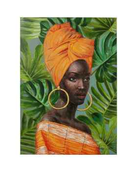 Картина African Lady 70x100cm