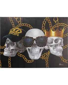 Картина Skull Gang 90x120