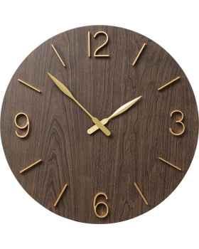 Настенные часы Oscar Black Ø60