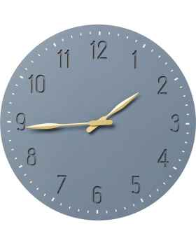 Настенные часы Mailo Grey Ø50