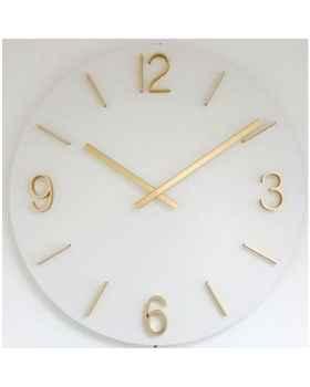 Настенные часы Oscar White Ø60
